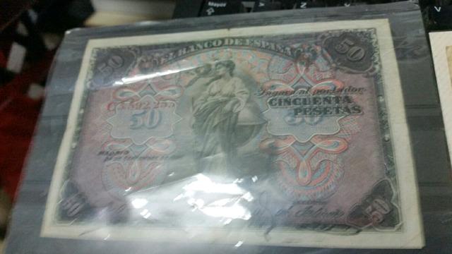 Billetes  Antiguos (Lote De 13 Billetes)