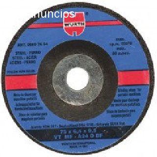 Vendo Lote De Discos De Corte 230 Y 180