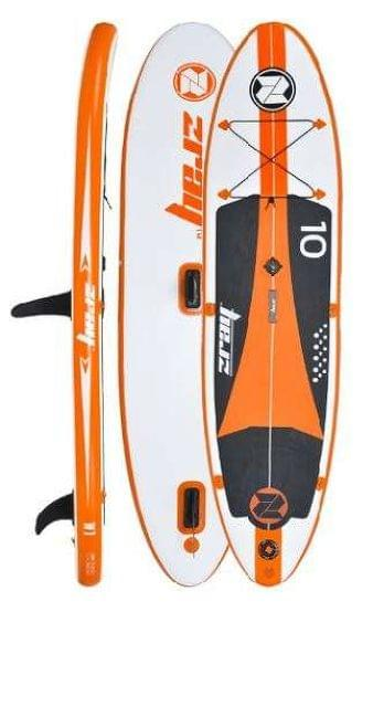 TABLA + VELA PADDLE WIND SURF - ZRAY W1 - foto 2