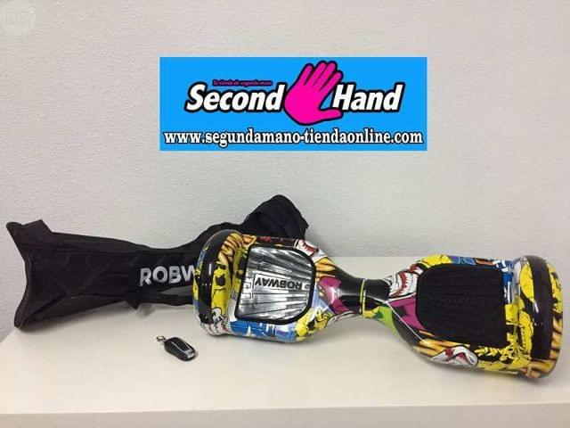 PATIN ELECTRICO EN SECOND HAND - foto 5