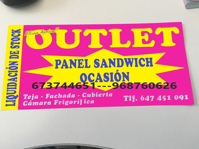 Distribuidor Nacional Del Panel Sandwich