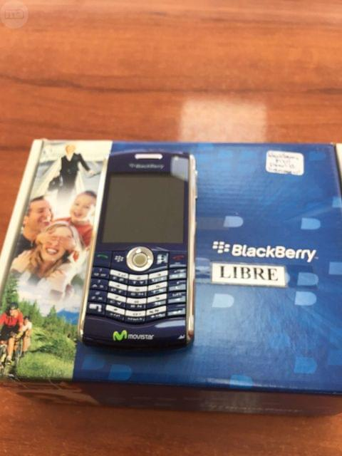 BLACKBERRY 8120 AZUL - foto 2