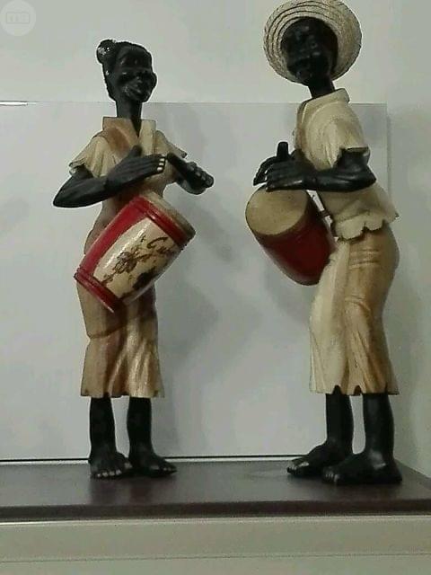 MUSICOS CUBANOS DESMONTABLES ARTESANÍA