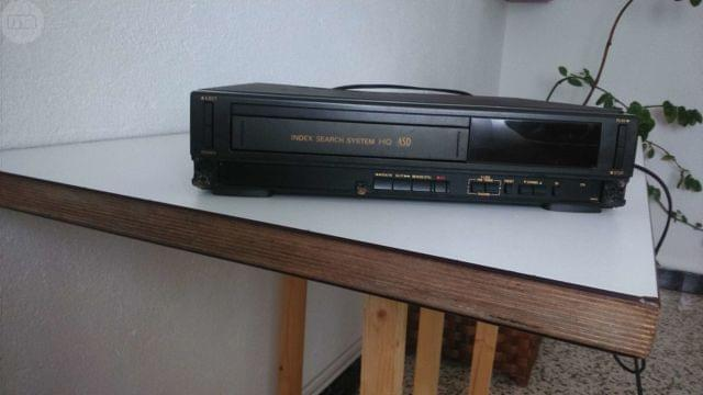 VÍDEO VHS SANYO