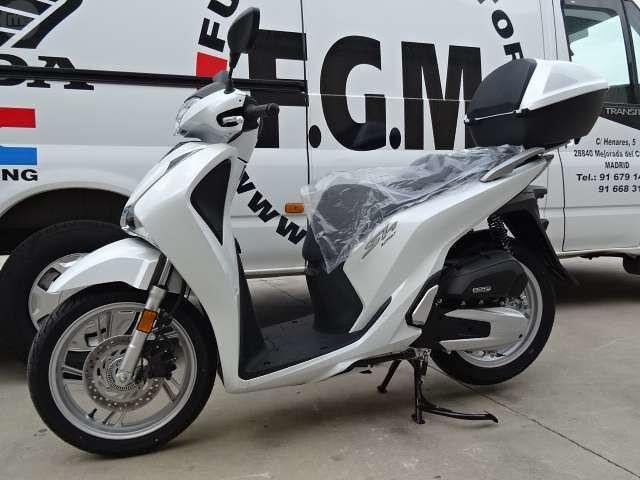 HONDA - SCOOPY 125 ABS