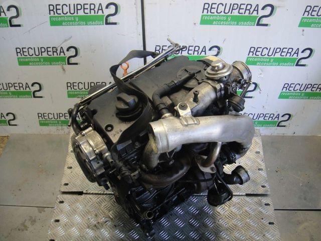 VENDO MOTOR VW GOLF 4 1. 9 TDI 130CV ASZ