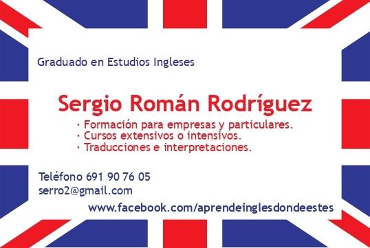 PROFESOR DE INGLÉS Y ESPAÑOL.  - foto 1