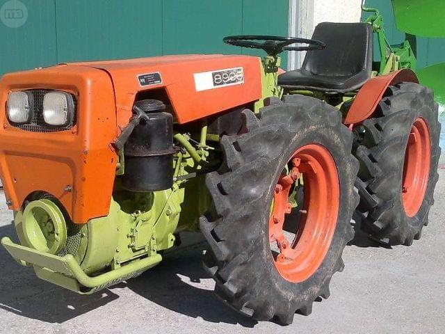 AGRIA - 8900 DT