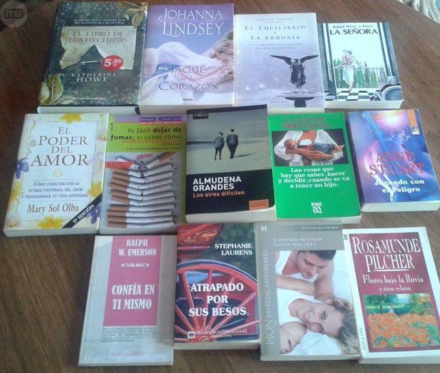 LIBROS DE AUTOAYUDA,  NOVELAS, . . .  - foto 1