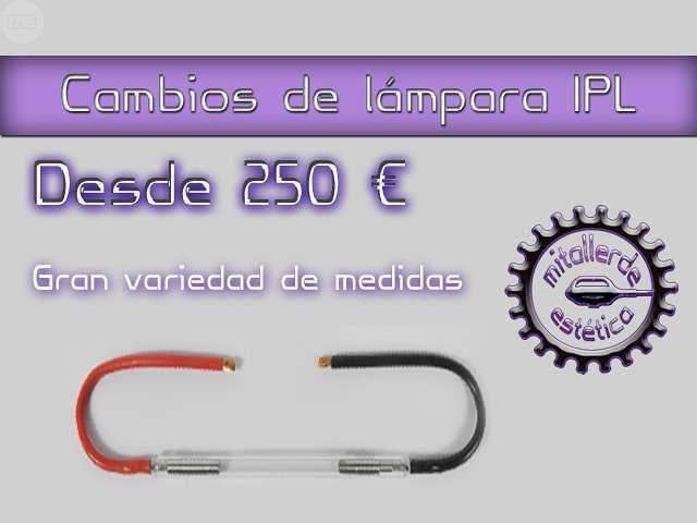 CAMBIOS DE LAMPARA IPL - foto 3