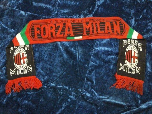 Bufanda Forza Milan Scarf Milan
