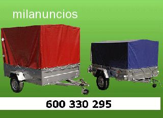 REMOLQUE BARCOS TODOS TIPOS COCHES ETC. .  - foto 3