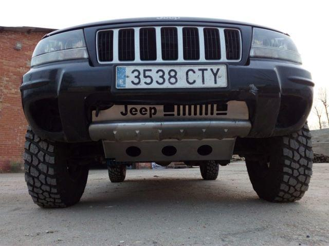 PROTECTORES JEEP GRAND CHEROQUEE