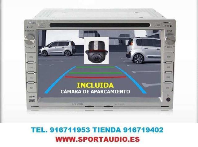 RADIO DVD NAVEGADOR GOLF 4,  PASSAT, IBIZA - foto 1