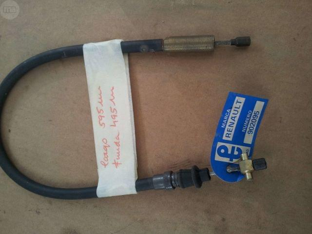 CABLE EMBRAGUE RENAULT 4 - foto 1