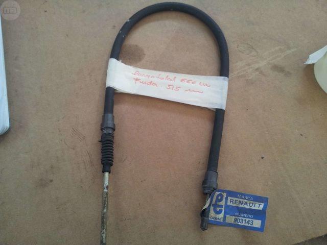 CABLE EMBRAGUE RENAULT 4L Y F6 - foto 1