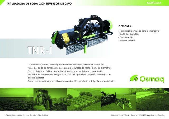 TRITURADORA OCASIÓN AGRÍCOLA CITRICO - foto 2