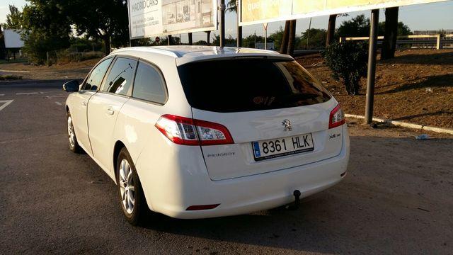 PEUGEOT - 508 1. 6 115 CV DEL 2012 - foto 6