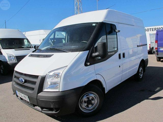 FORD - TRANSIT 125T260 DBLE PUERTA FG