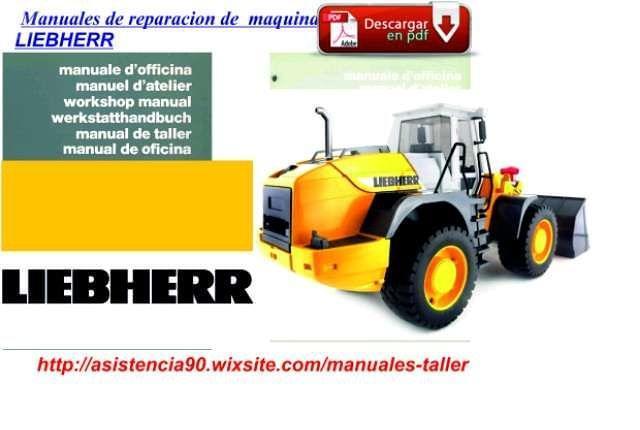MANUALES REPARACIÓN LIEBHERR - foto 1