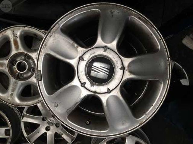 LLANTA SEAT AUDI VW SKODA 13 14 15 16 17