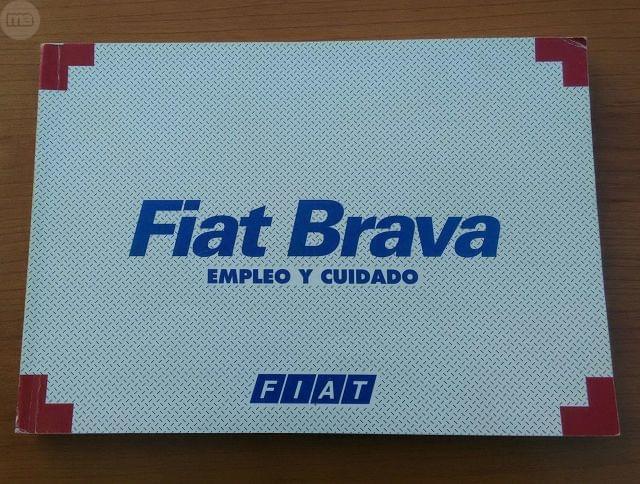 MANUAL INSTRUCCIONES FIAT BRAVA - foto 1