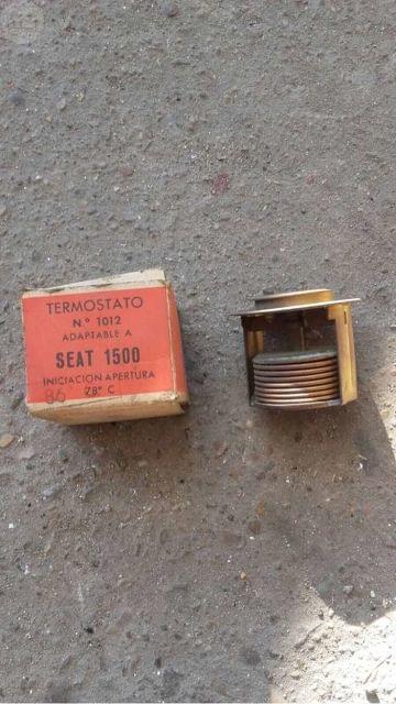 SEAT 1500 TERMOSTATO - foto 1