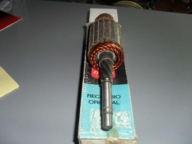 INDUCIDO ARRANQUE SEAT 850 - foto 1