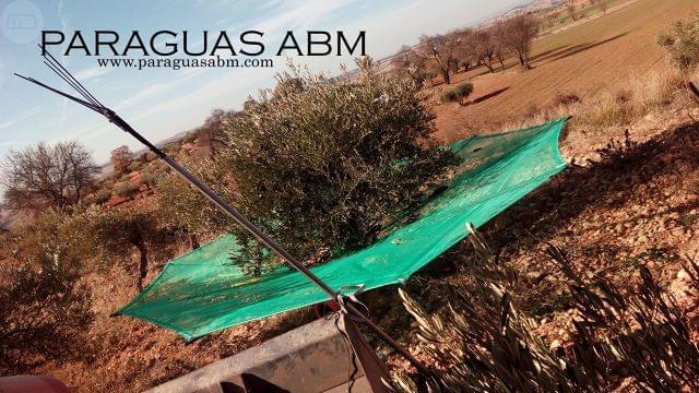 PARAGUAS ABM - MANUAL ALMENDRA OLIVA - foto 5