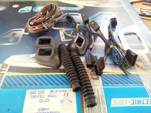 ELEVALUNAS ELECTRICO RENAULT CLIO 2 - foto 4