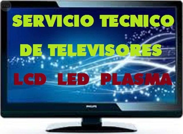 REPARACION TV - TELEVISION - TELEVISOR