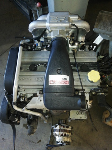MOTOR RDA FORD 1. 8I 16V G/RDA 105CV  94 - foto 5