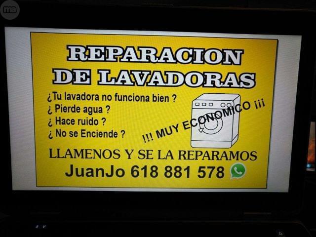 REPARACION LAVADORAS MUY ECONOMICO - foto 1