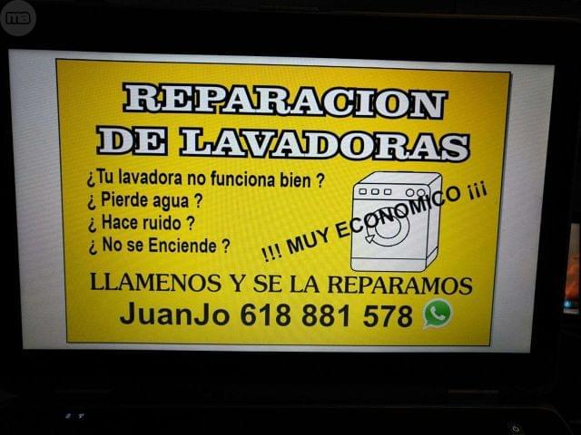 REPARACION LAVADORAS MUY ECONOMICO - foto 2