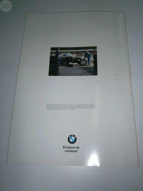 CATALOGO LLANTAS ALEACION ORIGINAL BMW - foto 4