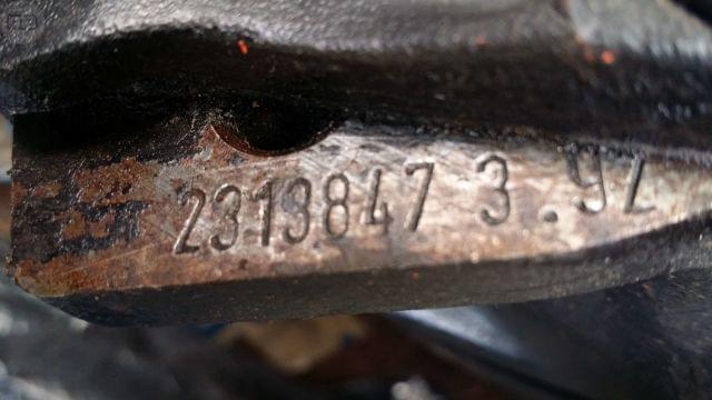 GRUPO DIFERENCIAL MERCEDES CLK320 W208 - foto 5