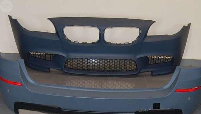 KIT PACK M BMW F11 CON ESCAPES LOOK M5 - foto 3