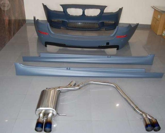 KIT PACK M BMW F11 CON ESCAPES LOOK M5 - foto 1