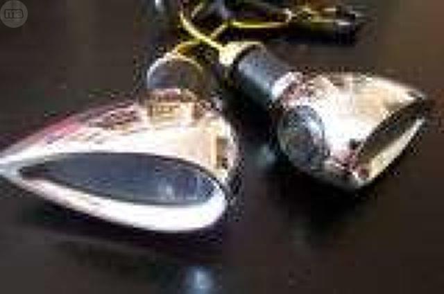 INTERMITENTES DE LED CROMADOS.  NUEVOS - foto 4
