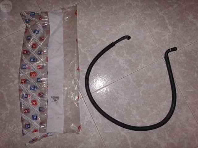 CITROEN REFERENCIA 95637680 TUBO AGUA - foto 1