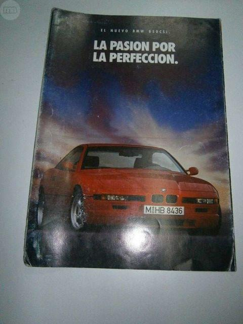BMW 850 CSI LA PASION POR LA PERFECCION - foto 1