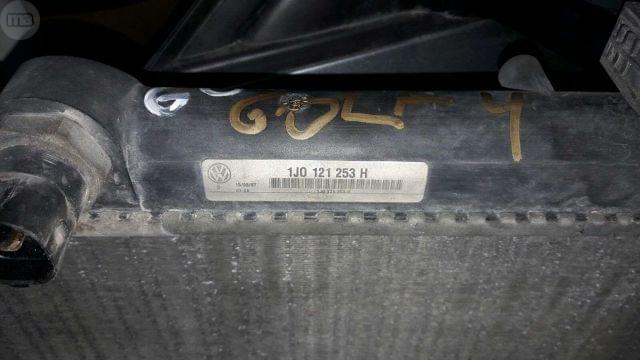 ELECTROVENTILADOR VW GOLF IV 1J0959455F - foto 2