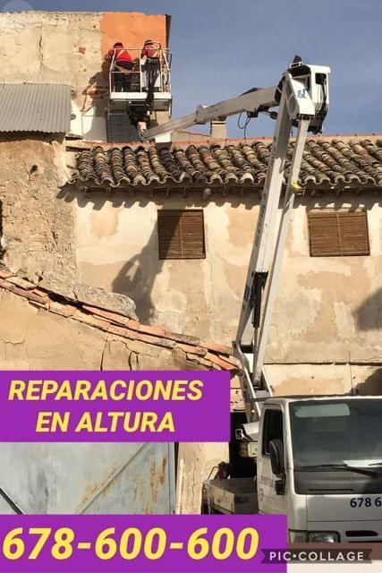 SERVICIO DE GRUA PLATAFORMA ELEVADORA - foto 6