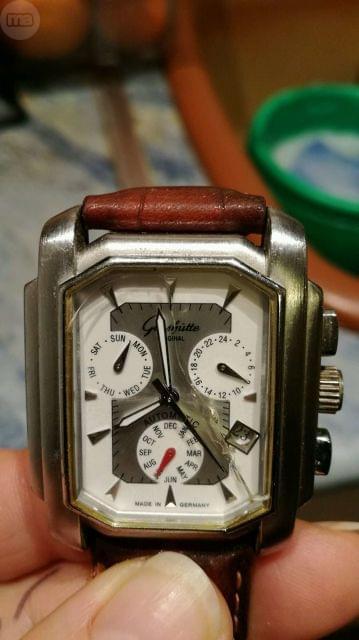 Glashutte Mil Reloj Original Anuncios com oCdexB