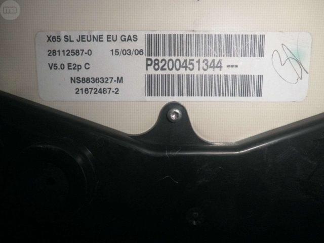 CUADRO RELOJES RENAULT CLIO P8200451344 - foto 2