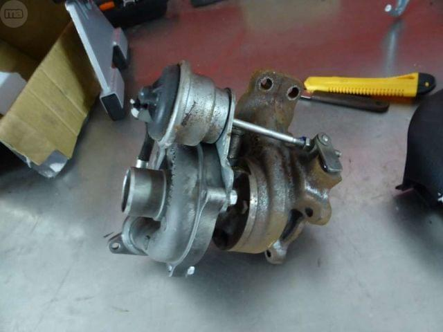 TURBO PEUGEOT CITROEN FORD  54351014861 - foto 1