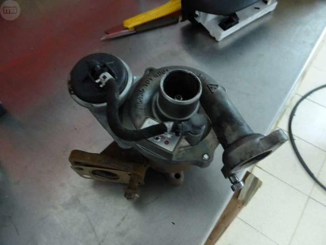 TURBO PEUGEOT CITROEN FORD  54351014861 - foto 5