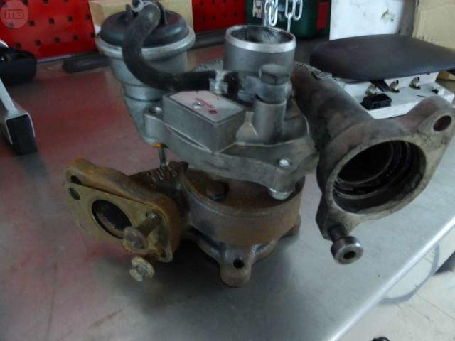 TURBO PEUGEOT CITROEN FORD  54351014861 - foto 6