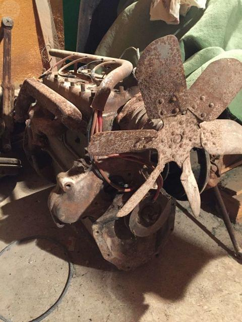MOTOR FORD TRACTOR FORDSON 9N Y PICK-UP - foto 2