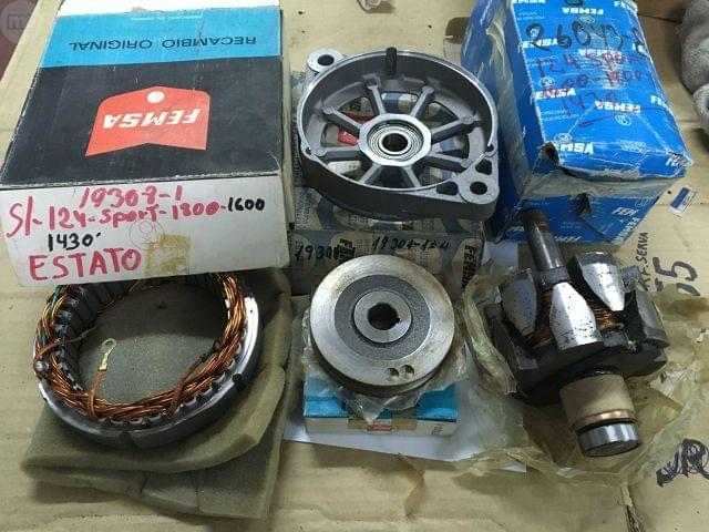 SEAT - 124 SPORT 1600 1800 - foto 1
